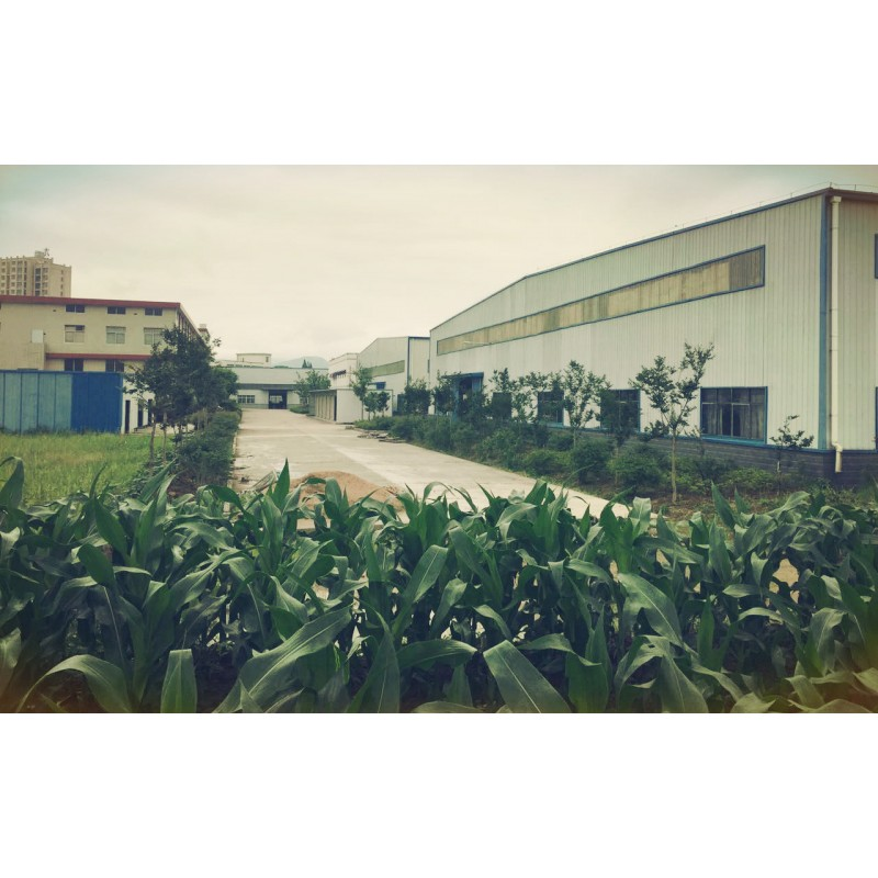 Factory's cornfield, We must protect the environment