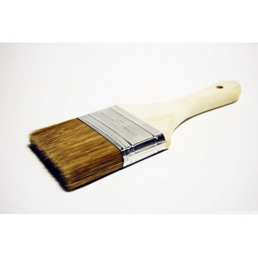 PBS002 YUDA High quality paint brush with 100% polyester filament