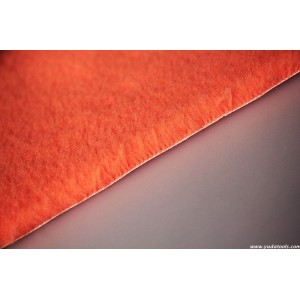 FB 017 Polyester orange finishing strecher cover